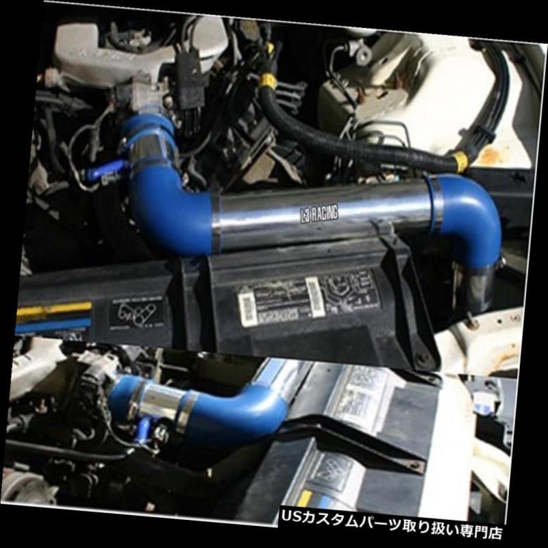 BLUE CONE FILTER FOR 90-93 Honda Accord 2.2 DX LX EX RAM AIR INTAKE KIT