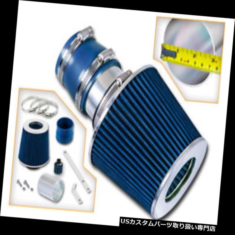 エアインテーク インナーダクト 99-05ゴルフMK4ジェッタTTビートルレーシングRAMエアインテークキット+ブルーフィルター 99-05 Golf MK4 Jetta TT Beetle RACING RAM AIR INTAKE Kit +BLUE Filter