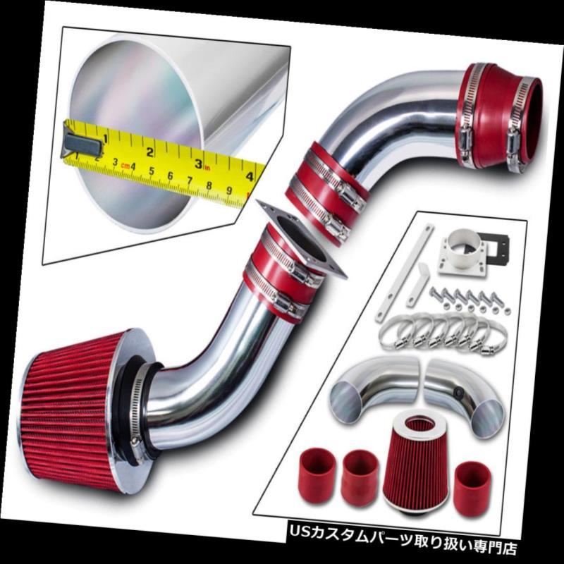 エアインテーク インナーダクト 98-01フォードレンジャー/マツダB2500 2.5 L4用レーシングエアインテークシステム+ドライフィルター RACING AIR INTAKE SYSTEM + DRY FILTER FOR 98-01 Ford Ranger / Mazda B2500 2.5 L4