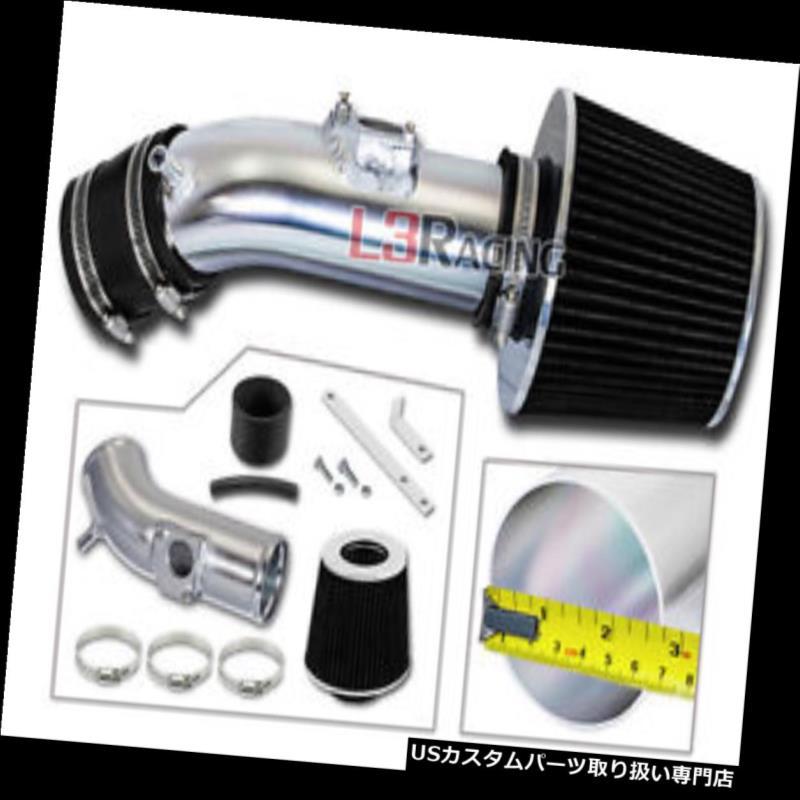 エアインテーク インナーダクト ショートRAMエアインテークインダクションキット10-12 Mazda 3 2.5L + BLACK AIR FILTER SHORT RAM AIR INTAKE INDUCTION KIT 10-12 Mazda 3 2.5L + BLACK AIR FILTER
