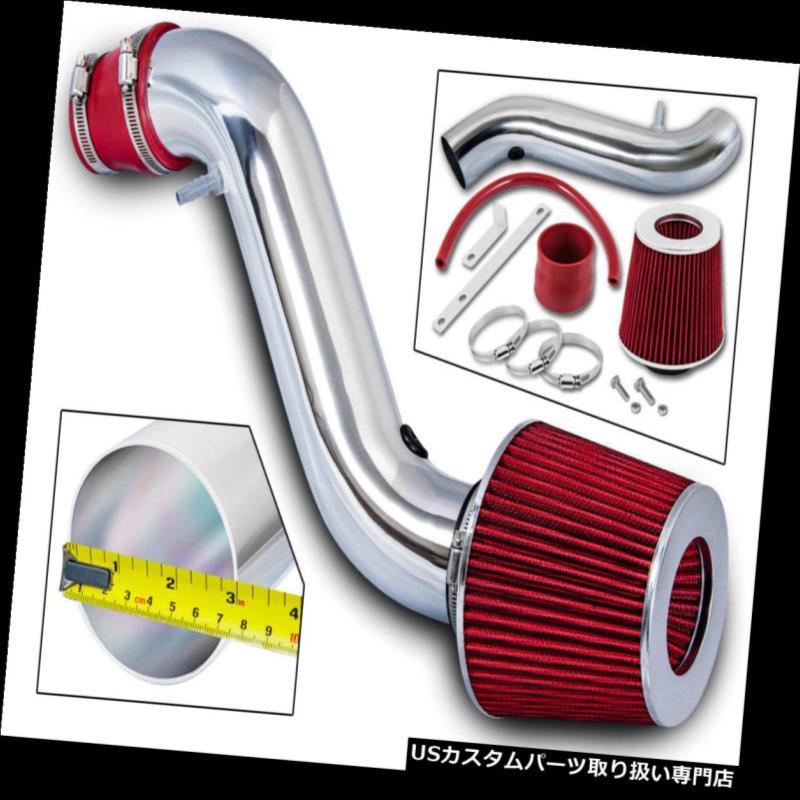 Short Ram Air Intake Kit RED Filter for 00-02 Lincoln LS 3.0L V6