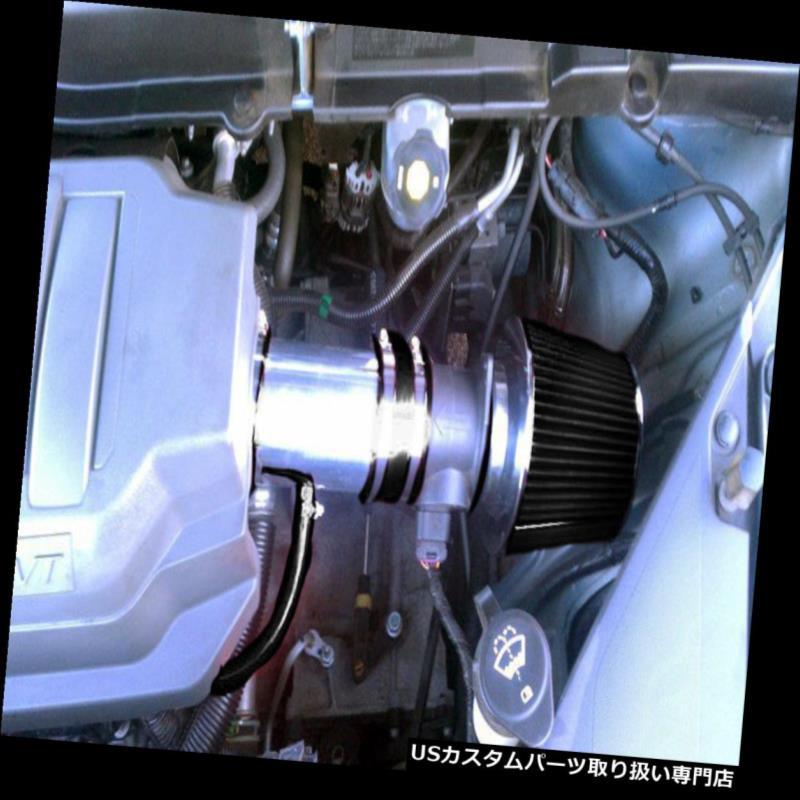 BLUE Dry Filter for Honda 06 07 08 Fit 1.5L SOHC NA L4 Sport Air Intake Kit