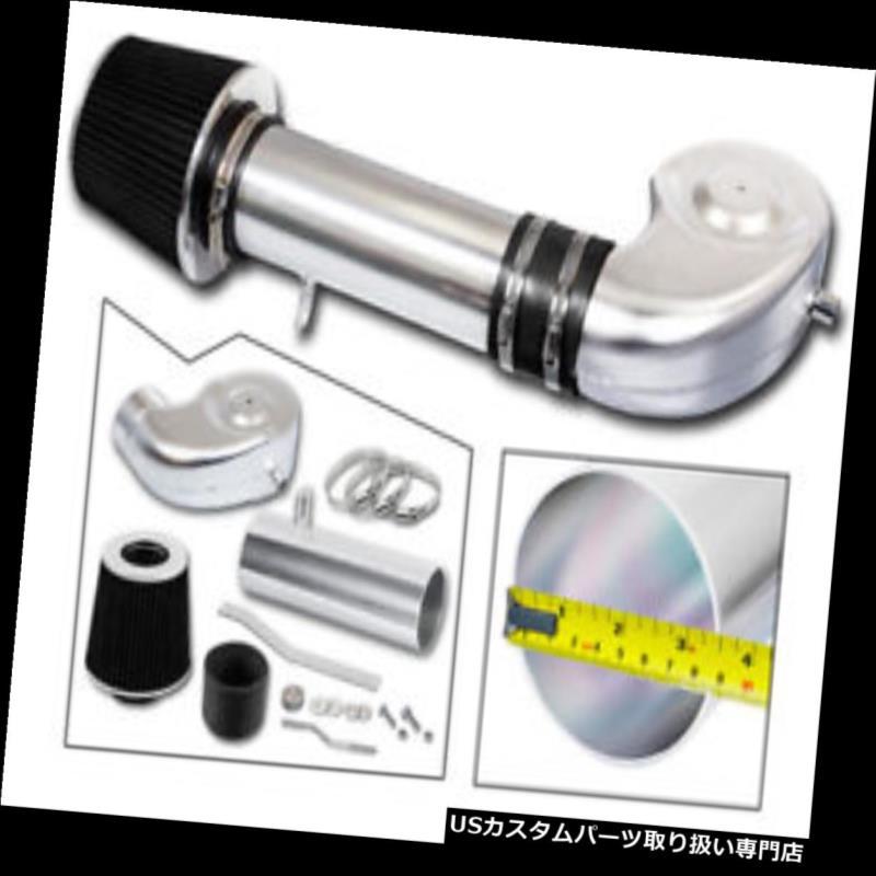 エアインテーク インナーダクト 88-95シボレーC / K / R / V郊外用エアインテークキット+ブラックフィルター4.3L 5.0L 5.7L AIR INTAKE Kit+BLACK Filter For 88-95 Chevrolet C/K/R/V Suburban 4.3L 5.0L 5.7L