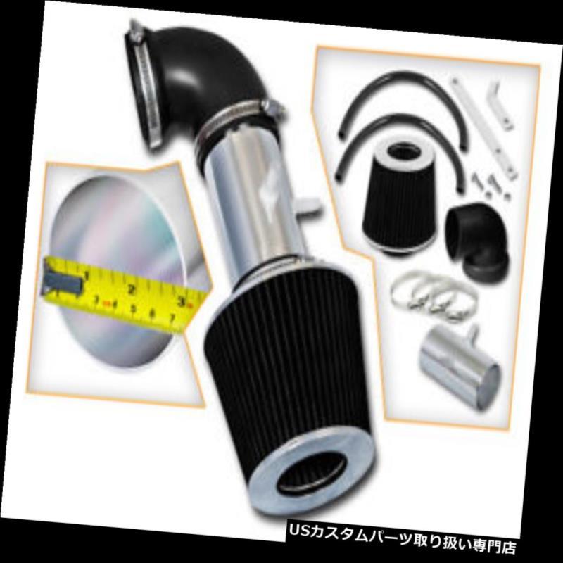 Short Ram Air Intake Kit RED Filter For 05-10 Pontiac G6 3.5L 3.6L 3.9L V6