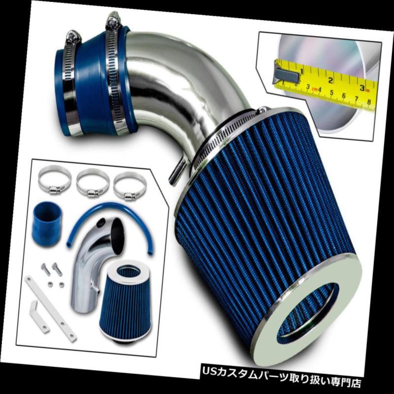 エアインテーク インナーダクト 01-09クライスラーPTクルーザー2.4用スポーツエアインテークシステム+ドライフィルター非ターボ Sport Air Intake System + Dry Filter For 01-09 Chrysler PT Cruiser 2.4 Non-Turbo