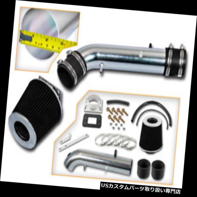 エアインテーク インナーダクト 96-99トヨタ4ランナーSUV 2.7 L4 RAMエアインテークキット+ブラックフィルター 96-99 Toyota 4Runner SUV 2.7 L4 RAM AIR INTAKE KIT + BLACK FILTER