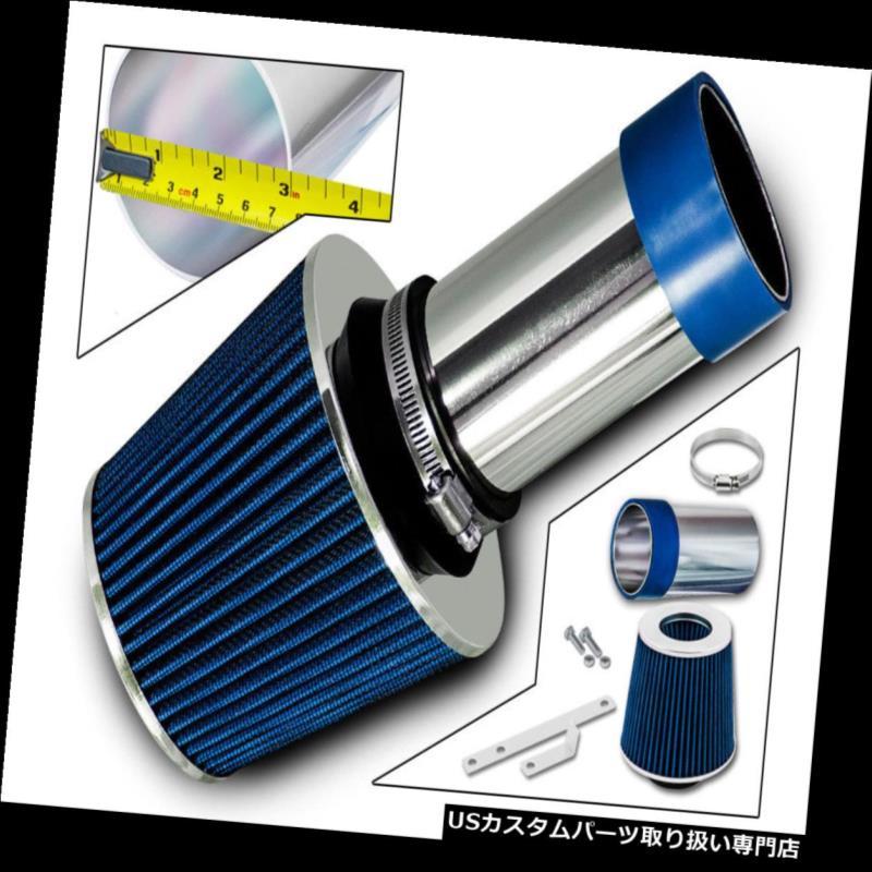 Chrysler 01-05 Sebring 2.4 3.0 RAM AIR INTAKE KIT+BLUE Filter