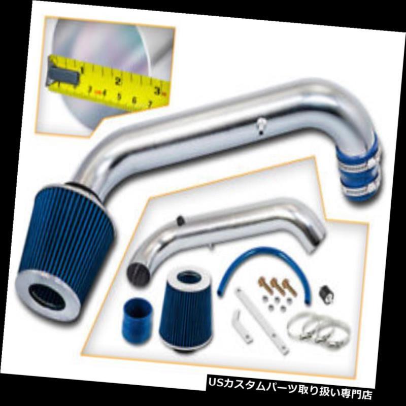エアインテーク インナーダクト 96-00ホンダシビックCX DX LX L4エアインダクションインテークキット+ドライフィルター 96-00 Honda Civic CX DX LX L4 AIR INDUCTION INTAKE KIT +DRY FILTER