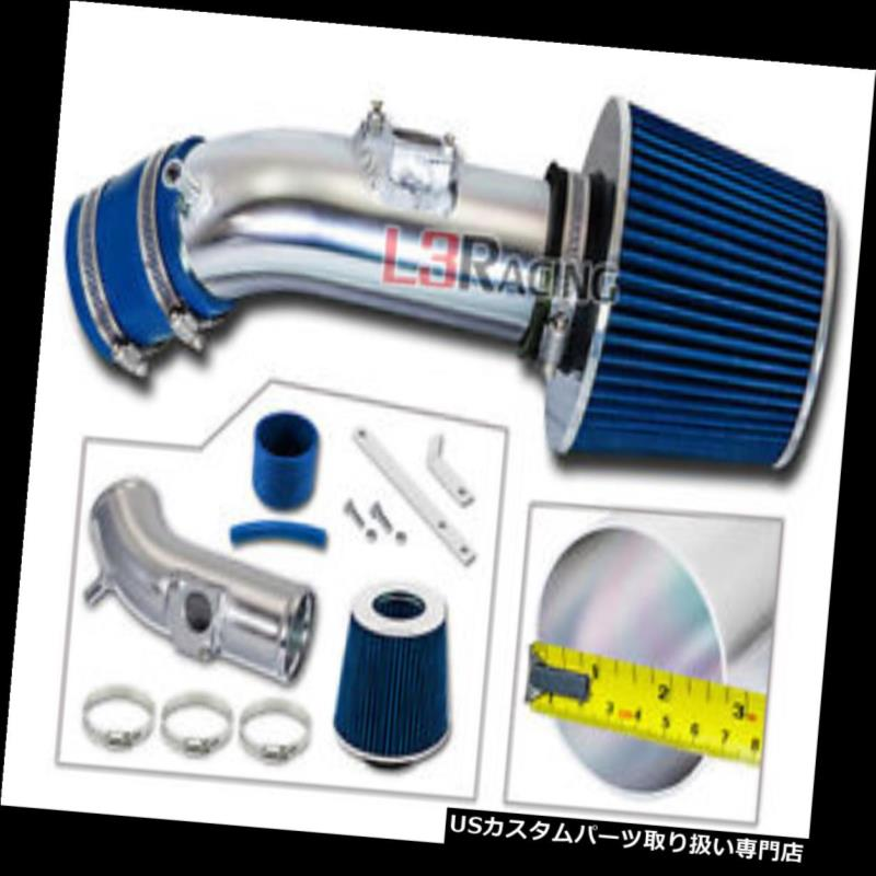 BLUE RED AIR INTAKE KIT FIT 1989-1995 TOYOTA PICKUP TACOMA 4RUNNER T100 3.0 3.0L