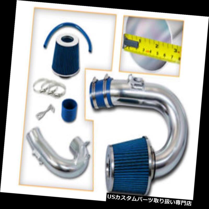 エアインテーク インナーダクト 00-05トヨタセリカ2dr GT 1.8 VVT-i RAMエアインテークキット+ブルーフィルター 00-05 Toyota Celica 2dr GT 1.8 VVT-i RAM AIR INTAKE Kit+ BLUE FILTER