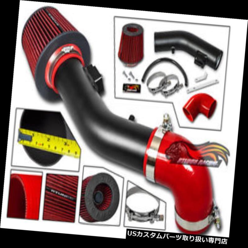 エアインテーク インナーダクト 07-10 Pontiac G5 Base / SE / GT 2.2L 2.4L L4用マットRAMエアインテークキット+フィルター MATTE RAM AIR INTAKE KIT + FILTER FOR 07-10 Pontiac G5 Base/SE/GT 2.2L 2.4L L4