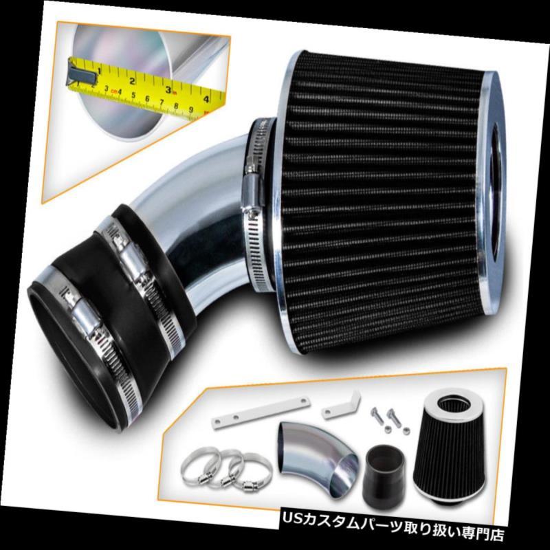 エアインテーク インナーダクト 00-06 BMW X5 E53 3.0L 4.4L 4.6L 4.8L用レーシングエアインテークキット+ドライコーンフィルター Racing Air Intake Kit + Dry Cone Filter For 00-06 BMW X5 E53 3.0L 4.4L 4.6L 4.8L