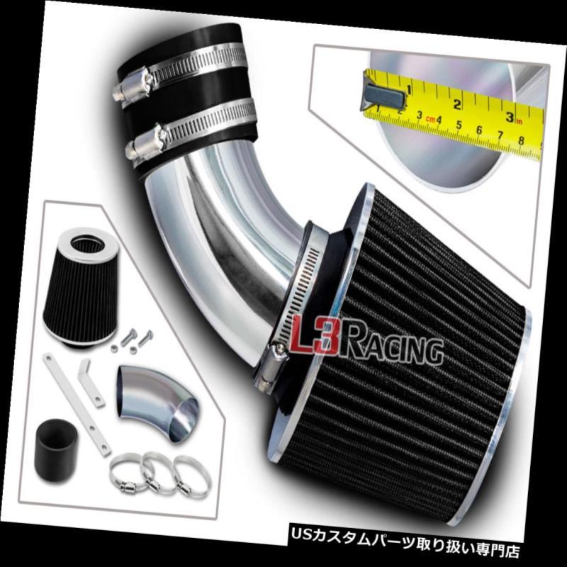 エアインテーク インナーダクト 00-05トヨタRAV4 2.0 / 2.4 L4 RAMエアインテークキット+ブラックフィルター 00-05 Toyota RAV4 2.0/2.4 L4 RAM AIR INTAKE KIT + BLACK FILTER