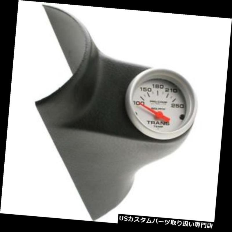 USタコメーター オートメーター7073ウルトラライトシングルゲージピラーキット、99-07パワーストローク Auto Meter 7073 Ultra-Lite Single Gauge Pillar Kit, 99-07 Powerstroke