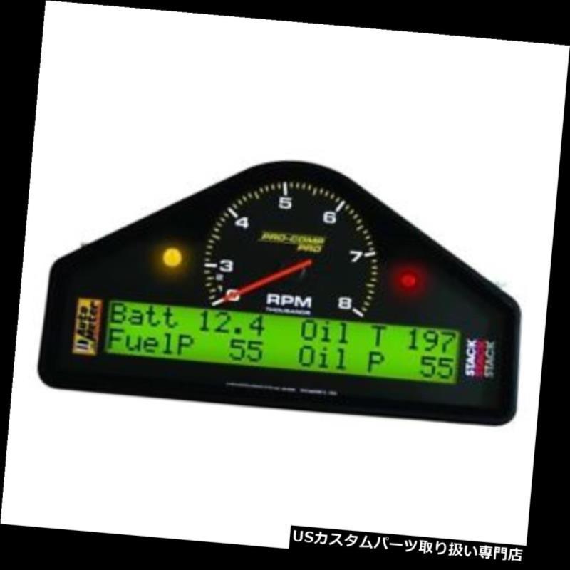 USタコメーター オートメーター6011 Pro-Compアナログ/デジタルLCDダッシュゲージディスプレイ Auto Meter 6011 Pro-Comp Analog/Digital LCD Dash Gauge Display