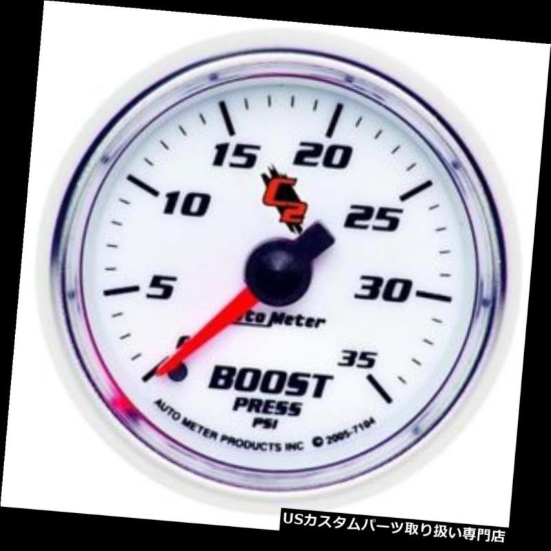 Auto Meter 8404 Factory Match Mechanical Boost Gauge