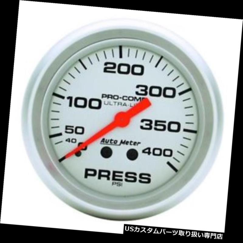 Auto Meter 5851 Phantom Mechanical Transmission Temperature Gauge