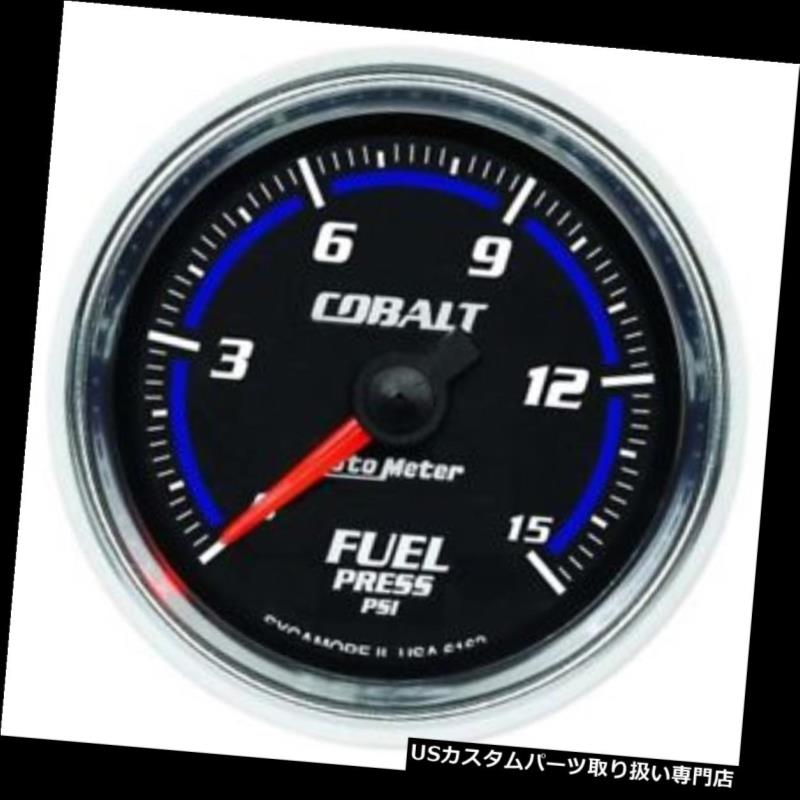Auto Meter 3863 GS 2-1//16 0-100 PSI Full Sweep Electric Fuel Pressure Gauge