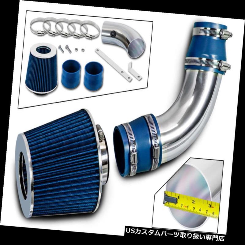USエアインテーク インナーダクト BCPブルー1999-2003ビタラトラッカー1.6L 2.0L L4吸気インテークキット+フィルター BCP BLUE 1999-2003 Vitara Tracker 1.6L 2.0L L4 Air Intake Induction Kit + Filter