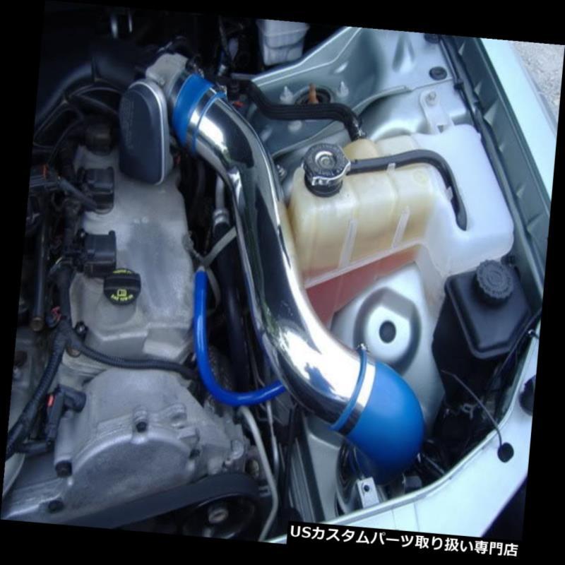 USエアインテーク インナーダクト BCP BLUE 05-10 DGチャージャー/マグナム3.5 V 6コールドエアインテークシステム+エアフィルター BCP BLUE 05-10 DG Charger/Magnum 3.5 V6 Cold Air Intake System +Air Filter