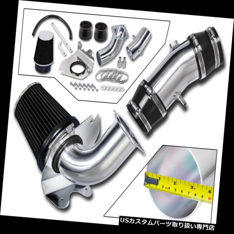BLUE COLD AIR INTAKE KIT DRY FILTER FOR FORD 94-95 Mustang GT 5.0L V8