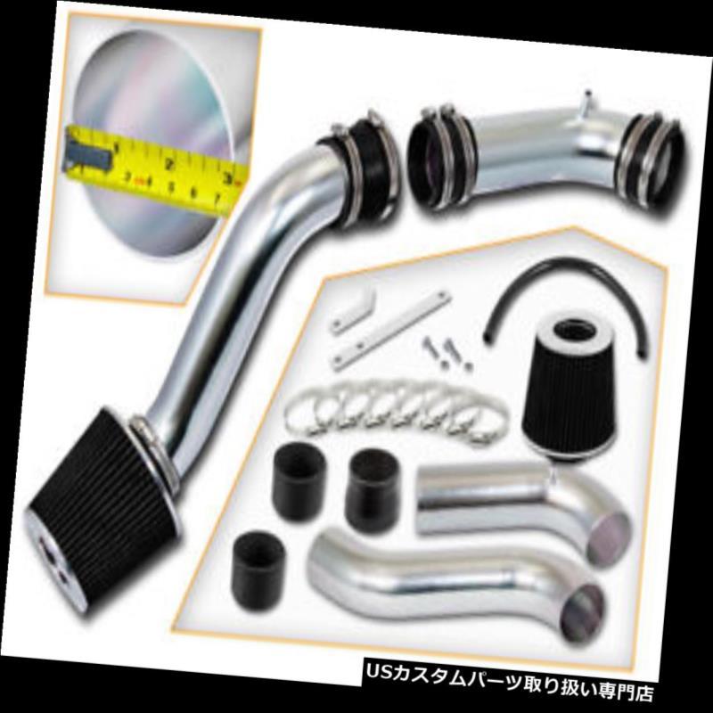USエアインテーク インナーダクト BCP BLACK 1990-1997 Tバード3.8L V6自然吸気コールドエアインテーク+フィルター BCP BLACK 1990-1997 T-bird 3.8L V6 naturally aspirated Cold Air Intake +Filter
