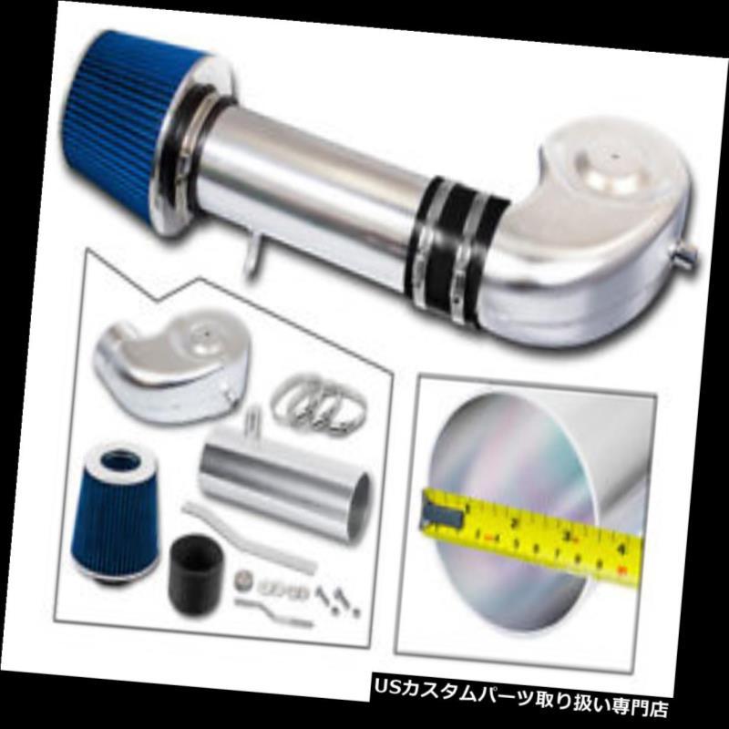 USエアインテーク インナーダクト BCPブルー94-01ラム1500/2500 3.9L V6 5.2L 5.9L V8インテークインダクションキット+フィルター BCP BLUE 94-01 Ram 1500/2500 3.9L V6 5.2L 5.9L V8 Intake Induction Kit +Filter