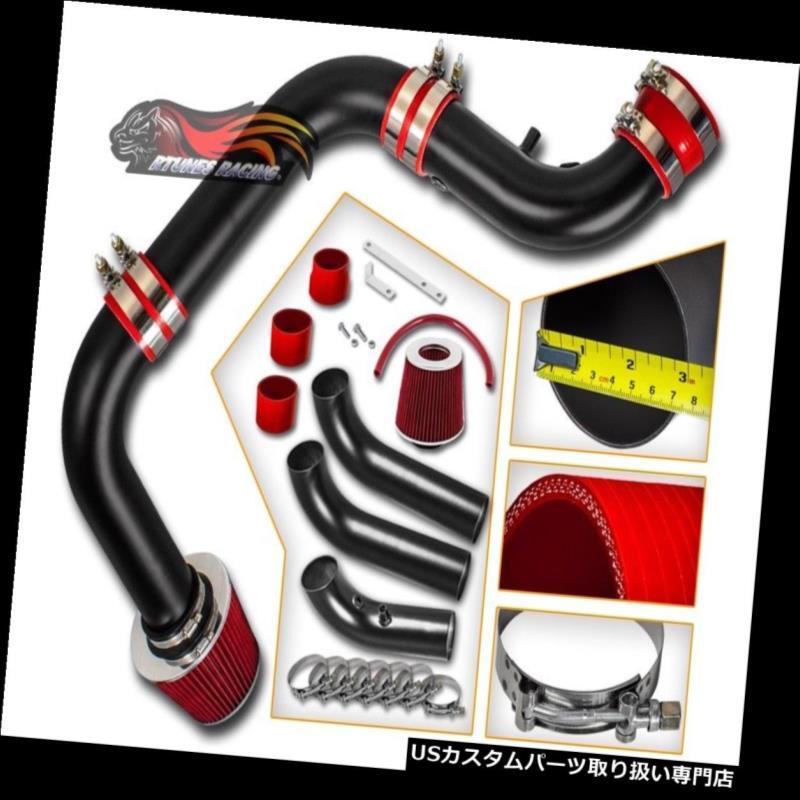 USエアインテーク インナーダクト RTunes V2 02-08 Dodge Ram 1500 3.7L V6 / 4.7L V8コールドエアインテークシステム+フィルター RTunes V2 02-08 Dodge Ram 1500 3.7L V6/4.7L V8 Cold Air Intake System + Filter