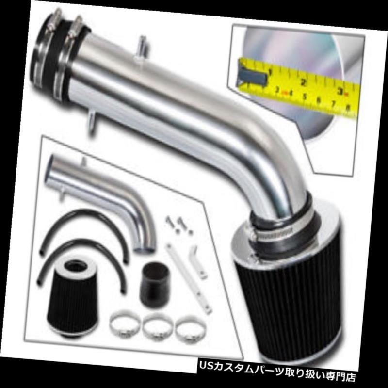 USエアインテーク インナーダクト BCP BLACK 97-99 Acura CL 3.0L V6ショートラムエアインテークインダクションキット+フィルター BCP BLACK 97-99 Acura CL 3.0L V6 Short Ram Air Intake Induction Kit + Filter