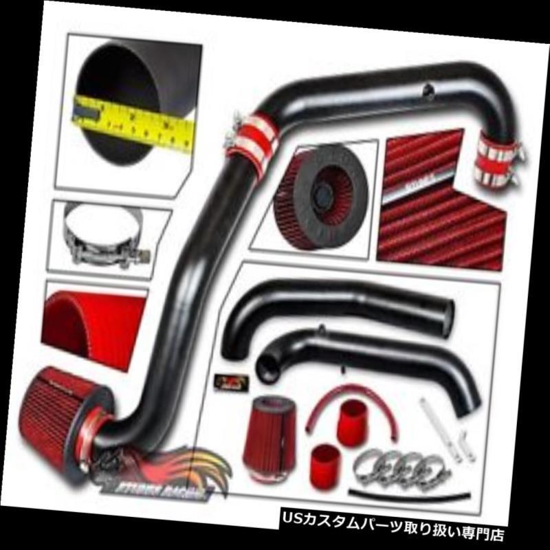 USエアインテーク インナーダクト RTunes V2 96-00ホンダシビック1.6L CX DX LXコールドエアインテークレーシングシステム+フィルター RTunes V2 96-00 Honda Civic 1.6L CX DX LX Cold Air Intake Racing System+Filter