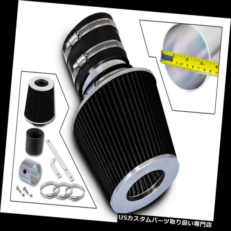 USエアインテーク インナーダクト BCPブラック00-04 KIA Spectra / 05-09 Spectra5 1.8L 2.0L吸気キット+フィルター BCP BLACK For 00-04 KIA Spectra/05-09 Spectra5 1.8L 2.0L Air Intake Kit +Filter