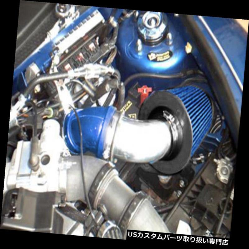 USエアインテーク インナーダクト BCPブルー2003-2006クライスラーPTクルーザー2.4L L4ターボレーシングエアインテークキット BCP BLUE 2003-2006 Chrysler PT Cruiser 2.4L L4 Turbo Racing Air Intake Kit