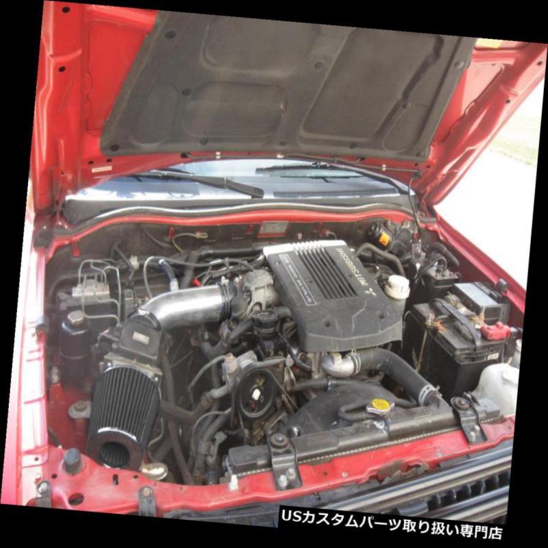 USエアインテーク インナーダクト BCPブラック92-03 Montero Base / Sport 3.0 V6レーシングエアインテークキット+フィルター用 BCP BLACK For 92-03 Montero Base/Sport 3.0 V6 Racing Air Intake Kit +Filter