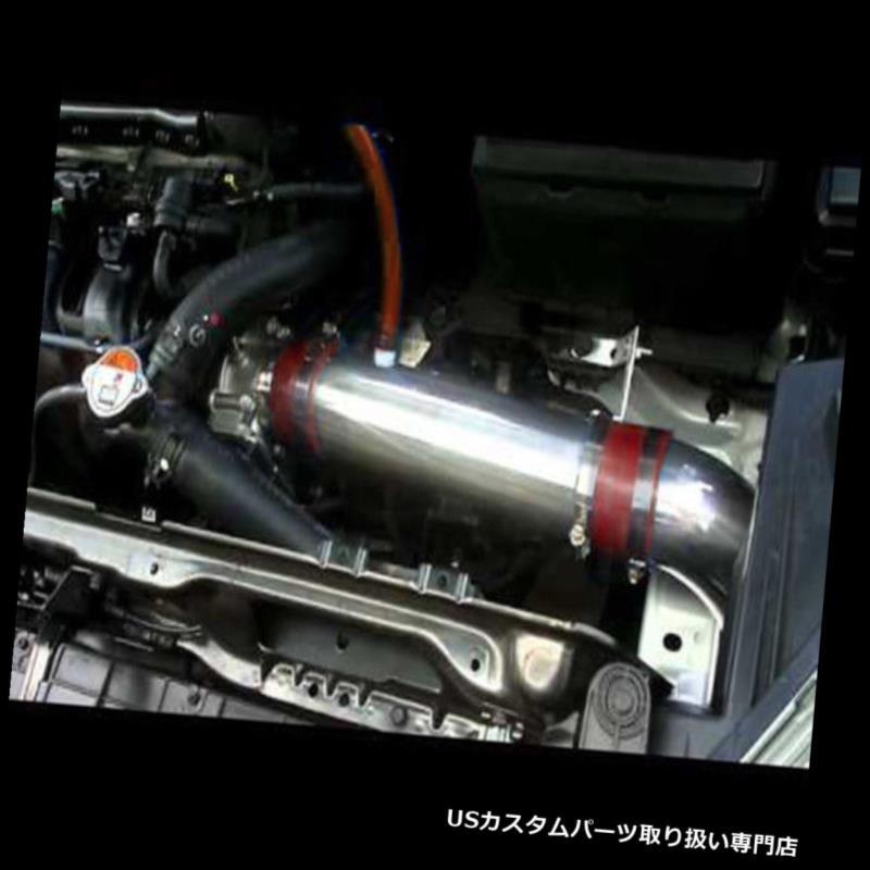 USエアインテーク インナーダクト BCP RED 11-15 Velosterアクセント1.6L GDi L4コールドエアインテークキット+フィルター BCP RED 11-15 Veloster Accent 1.6L GDi L4 Cold Air Intake Kit + Filter