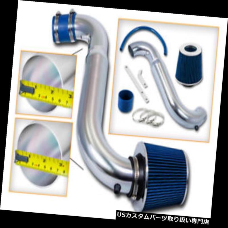 BCP BLUE 2002 2003 2004 2005 Dodge Ram 1500 Pickup 3.7 V6 Air Intake Kit