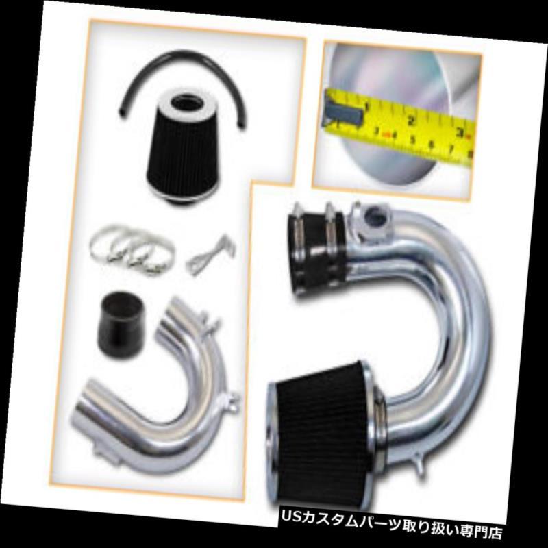 USエアインテーク インナーダクト BCPブラック00-05セリカGTS 1.8L VVTiショートラムエアインテークインダクションキット+フィルター BCP BLACK 00-05 Celica GTS 1.8L VVTi Short Ram Air Intake Induction Kit + Filter