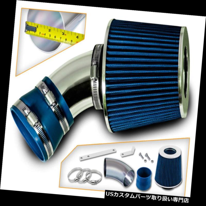 USエアインテーク インナーダクト BCPブルー2000-06 BMW X 5 E53 3.0 / 4.4 / 4.6 / 4。 8ショートラムインテーク+フィルター BCP BLUE 2000-06 BMW X5 E53 3.0/4.4/4.6/4.8 Short Ram Intake +Filter