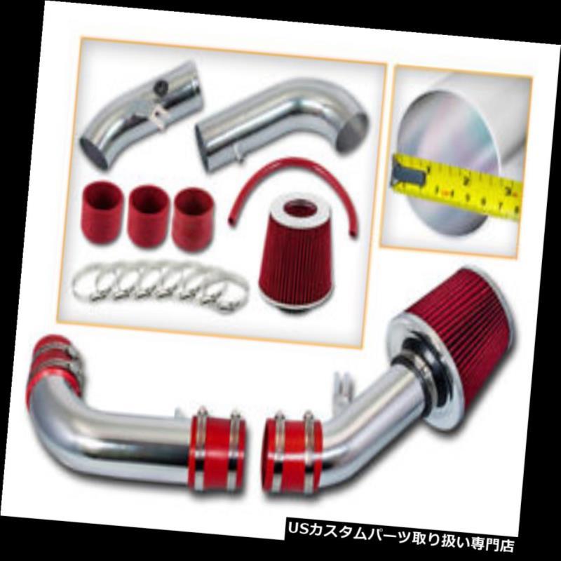 USエアインテーク インナーダクト BCP RED 1999 2000 2001 2002 Miata NB MX5 MX-5 1.8ラム吸気+フィルター BCP RED 1999 2000 2001 2002 Miata NB MX5 MX-5 1.8 Ram Air Intake + Filter