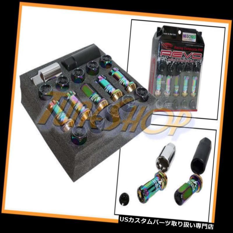 USナット KICS R40 REVO NEO-CRロックラッグナッツ12x1.5 1.5フローティングACORNホイールリムクローズH KICS R40 REVO NEO-CR LOCK LUG NUTS 12x1.5 1.5 FLOATING ACORN WHEELS RIMS CLOSE H