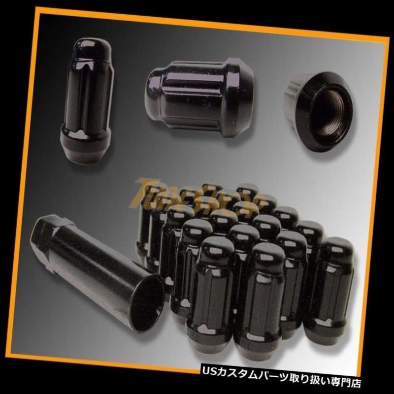 車用品・バイク用品 >> 車用品 >> タイヤ・ホイール >> ロックナット USナット MUTEKI CLOSE ENDスプラインチューナーロックラグナッツ12X1.5 1.5 ACORNホイールリムブラック MUTEKI CLOSE END SPLINE TUNER LOCK LUG NUTS 12X1.5 1.5 ACORN WHEELS RIM BLACK