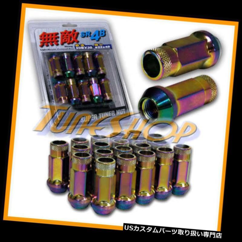 車用品・バイク用品 >> 車用品 >> タイヤ・ホイール >> ロックナット USナット MUTEKI SR48ホイールラグナット12X1.5 1.5 ACORNリム拡張オープンエンド20 NEO-C U MUTEKI SR48 WHEELS LUG NUTS 12X1.5 1.5 ACORN RIM EXTENDED OPEN END 20 NEO-C U