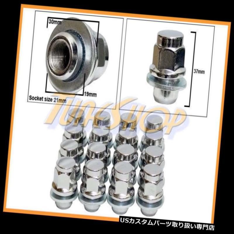 USナット 16三菱OEMのOEの在庫の工場車輪の縁MAGのラグナットの12X1.5 1.5クロム 16 MITSUBISHI OEM OE STOCK FACTORY WHEELS RIMS MAG LUG NUTS 12X1.5 1.5 CHROME