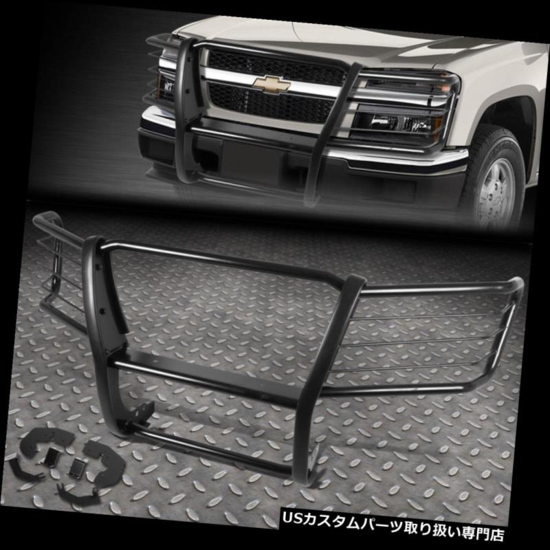 COLORADO MILD BRUSH  04-12 / GRILLE CANYO BUMPER 04-12 USグリルガード FOR STEEL FRONT TUBULAR N軟鋼フロントバンパーチューブラーグリルブラッシュガード COLORADO/CANYON GUARD