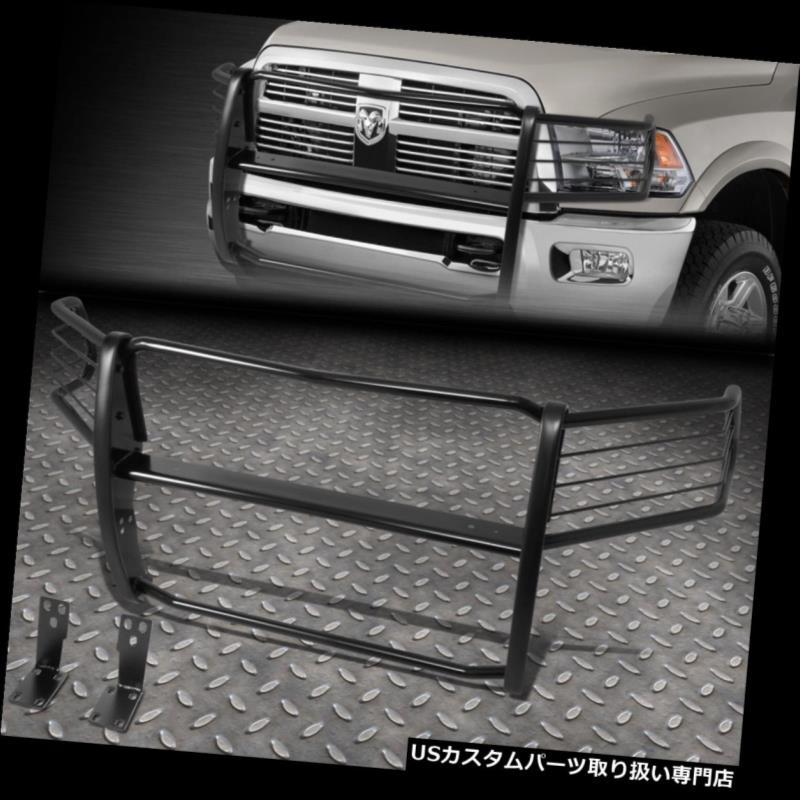 USグリルガード 10-18のRAMトラック2500/3500軟鋼フロントバンパーチューブラーグリルブラシガード FOR 10-18 RAM TRUCK 2500/3500 MILD STEEL FRONT BUMPER TUBULAR GRILLE BRUSH GUARD