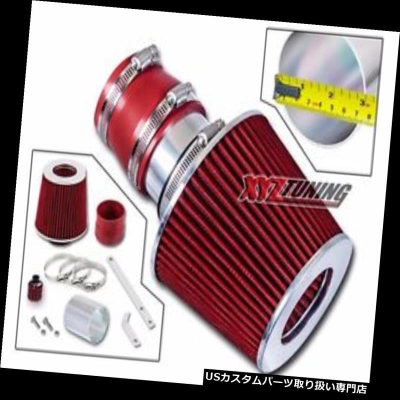 BLACK Short Ram Air Intake Induction Kit Filter For 06-10 Commander 5.7L V8