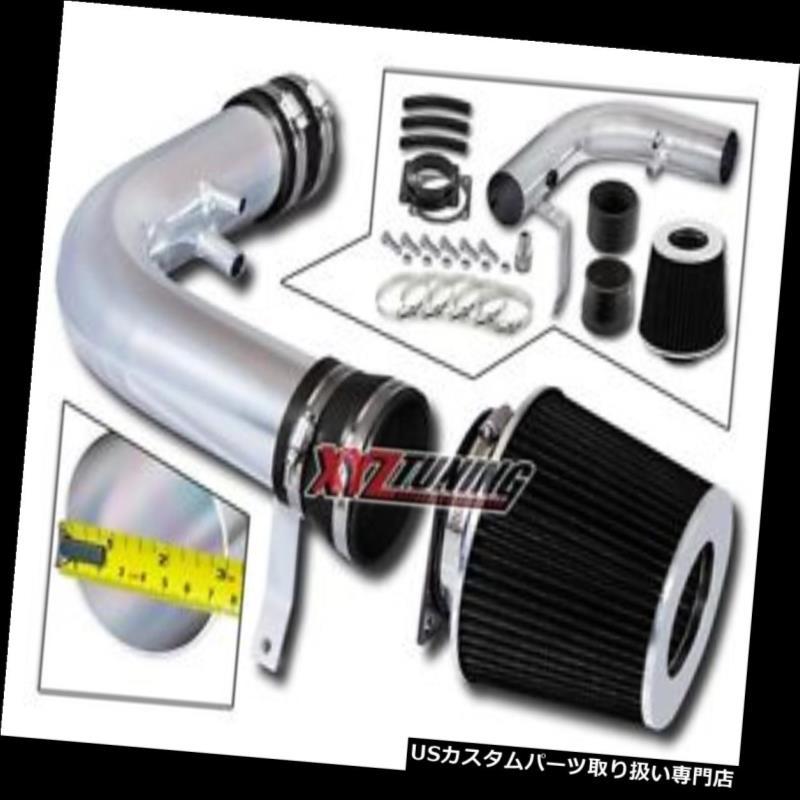 激安価格の USエアインテーク インナーダクト BLACK 97-04 F150ヘリテージエクスペディション4.6 5.4 V8 Ramエアインテークキット+フィルター3