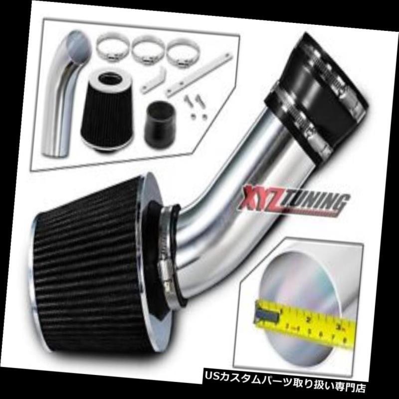 USエアインテーク インナーダクト ブラックショートラム吸気+ 98-03用フィルターCLK / E / ML 320 / 98-02 E 430/97 E 420 BLACK Short Ram Air Intake + Filter For 98-03 CLK/E/ML 320/98-02 E 430/97 E 420
