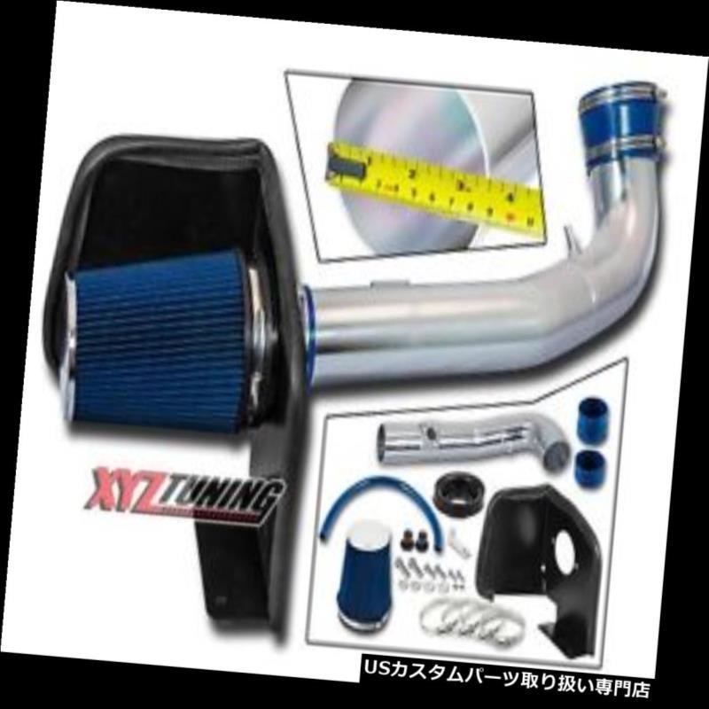 RED Filter For 09-19 370Z Fairlady Z34 3.7L V6 Cold Heat Shield Air Intake Kit