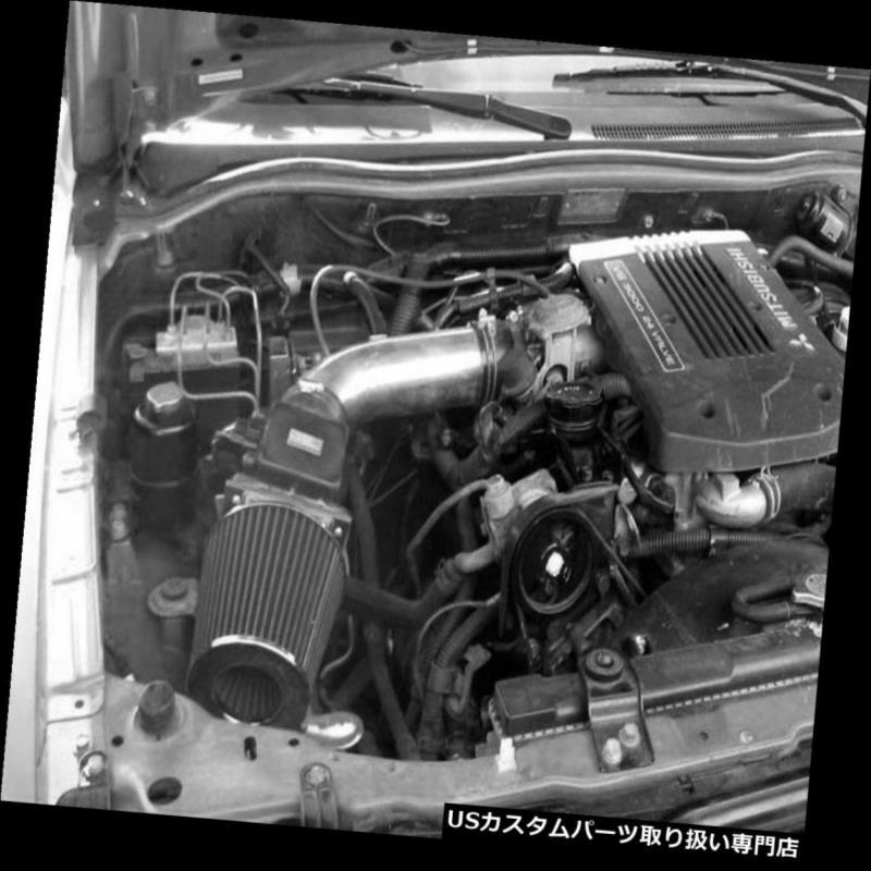 Black Carbon Fiber Blue  Air Intake Pipe W//Filter For Honda Civic 92-2000
