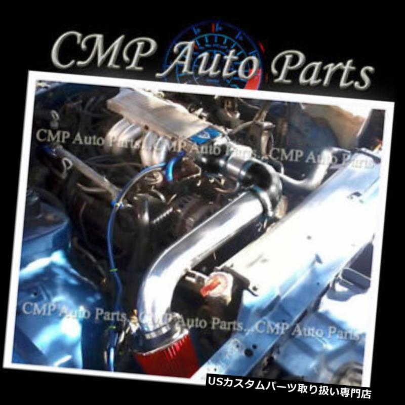 RED 1986-1992 FORD RANGER 2.9 2.9L V6 OHV AIR INTAKE KIT SYSTEMS